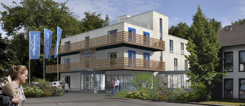 Rehazentrum wuppertal for Wuppertal design hotel